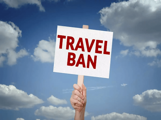 UK Travel Ban